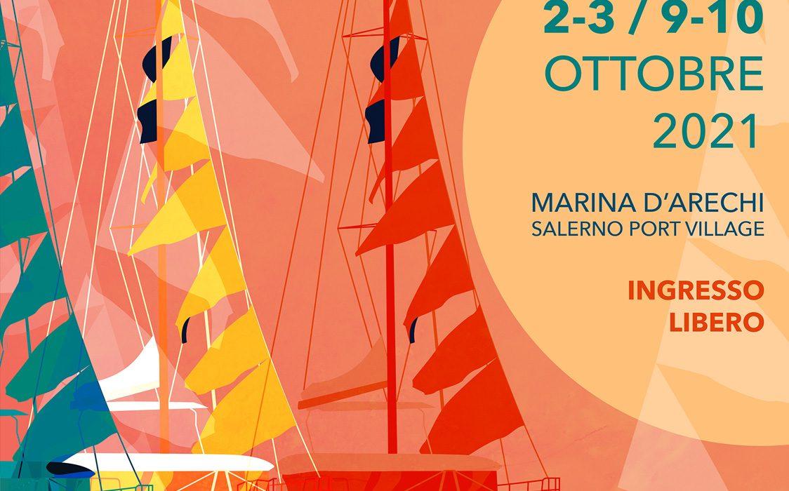 Si aprono oggi le iscrizioni per la Quinta edizione del Salerno Boat Show 2-10 ottobre 2021