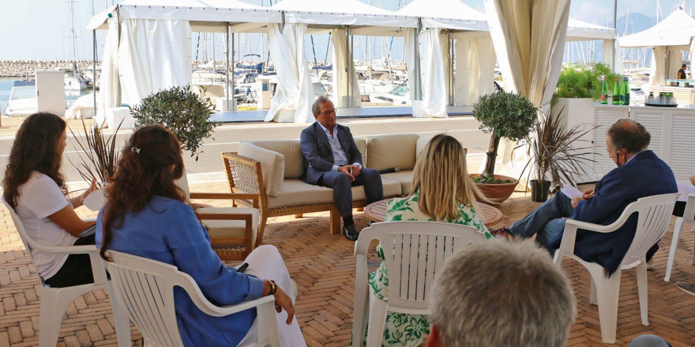 Tutto pronto per il 5° Salerno Boat Show a Marina d'Arechi