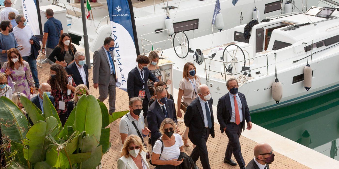 Impennata di presenze nel primo weekend del 5° Salerno Boat Show