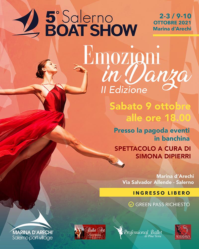 Emozioni in Danza / II edizione – Sabato 9 ottobre alle ore 18:00